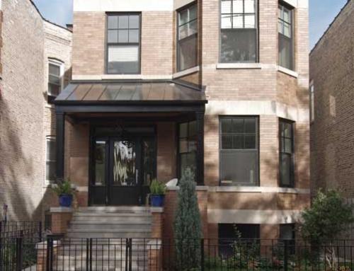 Leavitt Street Residence