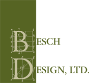 Besch Design, LTD. | Steve Besch | Chicago Architecture Firm Logo