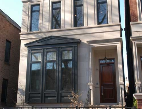 Burling Street Residence